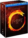 The Hobbit Trilogy (15-Disc) (Bilingual) [3D Blu-ray + Blu-ray + DVD + Digital Copy] (Amazon Exclusive)