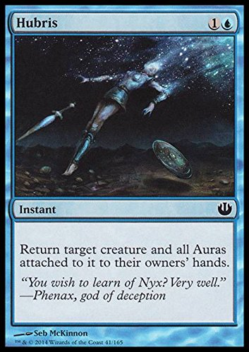 Magic: the Gathering - Hubris - Hybris - Journey into Nyx - Foil