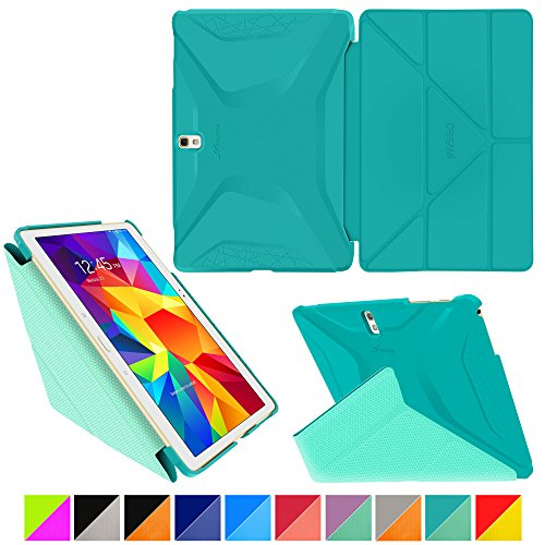 roocase-samsung-galaxy-tab-s-105-case-origami-3d-turquoise-blue-mint-candy-slim-shell-105-inch-smart
