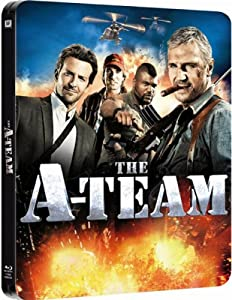 The A-Team - Steelbook Edition Blu-ray