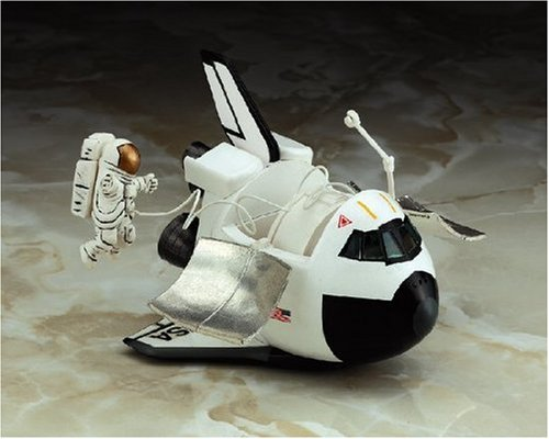 Hasegawa Egg Plane Space Shuttle