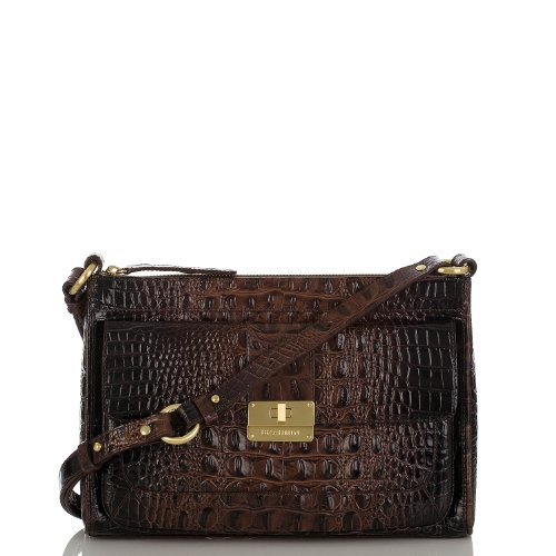 Rosie Shoulder Bag<br>Cocoa Melbourne