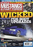 img - for Muscle Mustangs & Fast Fords (September 2013) book / textbook / text book