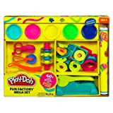 Play-Doh Fun Factory Mega Set