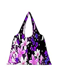 Snoogg High Strength Reusable Shopping Bag Fashion Style Grocery Tote Bag Jhola Bag - B01B97H2IU