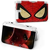 SPIDERMAN (SPIDER-MAN) Protective HARD CASE COVER For Nintendo 3DS XL Console In Retail Packaging. 1st Class UK Post