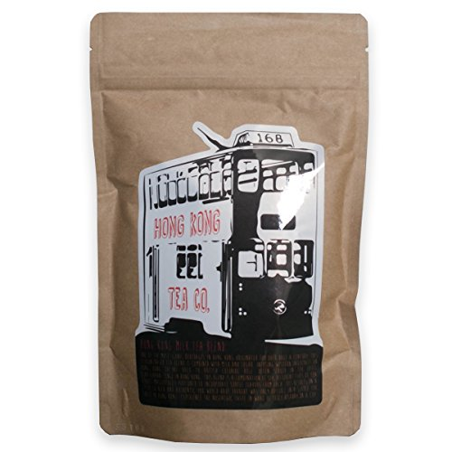 Hong Kong Style Milk Tea Blend (12 oz) - 100% Authentic Hong Kong Milk Tea (Ready to Brew - Not Instant Mix Formula) (Master Hong compare prices)