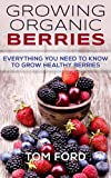 img - for Growing Organic Berries: Everything You Need To Know To Grow Healthy Berries (Strawberries, Blueberries, Blackberries & Rasberries) book / textbook / text book