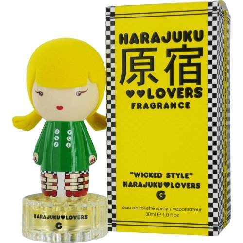 Harajuku Lovers Wicked Style G By Gwen Stefani Edt…