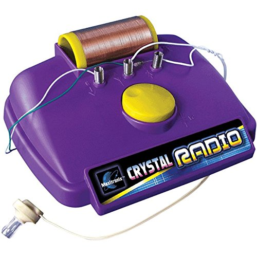 Maxitronix  Crystal Radio Experiment Kit (Crystal Radio Kit compare prices)