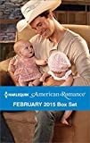 Harlequin American Romance February 2015 Box Set: The Twins Rodeo Rider\Lone Star Valentine\The Cowboys Valentine\Kissed by a Cowboy