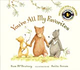 Youre All My Favorites with Audio (Candlewick Storybook Audio)