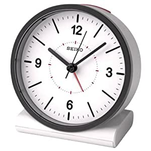clock seiko seiko analog alarm clock radio. Black Bedroom Furniture Sets. Home Design Ideas