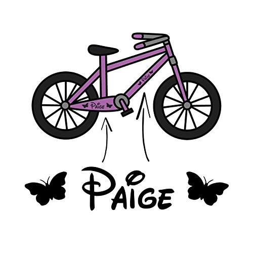 2x-Girls-Personalised-Bike-Frame-Vinyl-Decal-Sticker-Childs-Kids-Bicycle-Name-Trike