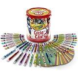 Crayola Twistables Colour Can (Including 20 Pencils & 20 Crayons)