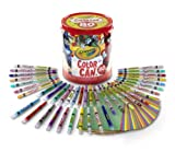 Crayola Twistables Colour Can (Including 20 Pencils & 20 Crayons)