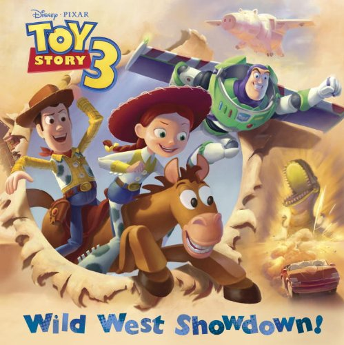 Wild West Showdown! (Disney/Pixar Toy Story 3) (Pictureback(r))