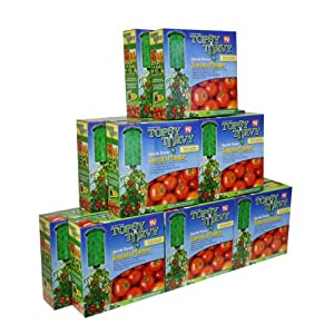 Felknor Ventures 82506 Topsy Turvy Upside-Down Tomato Planter - 12 Pack