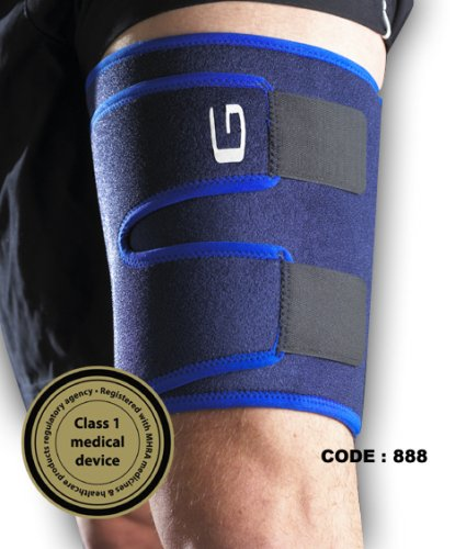 Neo-G THIGH & HAMSTRING SUPPORT- Breathable Model