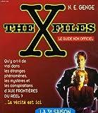 echange, troc Ngaire Genge, Jacques Guiod - The X-files : Le guide non officiel