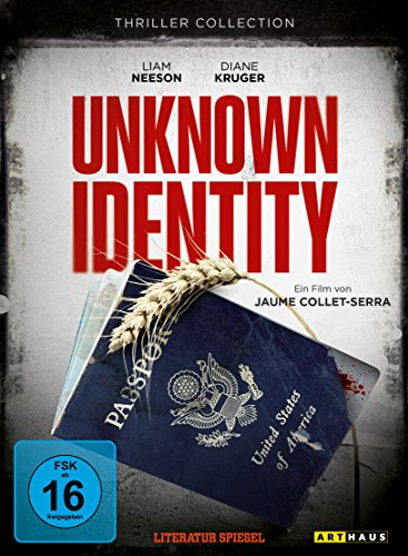 Unknown Identity - Thriller Collection