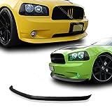 NEW - 2005-2010 DODGE CHARGER SE/SXT/ R/T SRT8 DAYTONA Style Front PU Bumper Lip