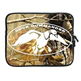 US TV Show Duck Dynasty Duck Commander Realtree Camo 100% Waterproof Two Sides Sleeve for Ipad 3 at Surprise you
