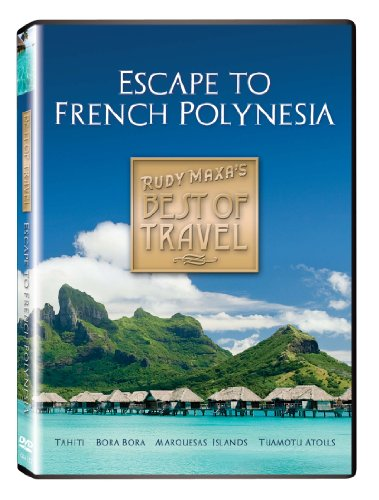 Cover art for  Best of Travel: Escape to French Polynesia