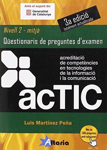 ACTIC 2: qüestionaris de preguntes d'examen