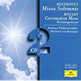 Beethoven: Missa Solemnis / Mozart: Coronation Mass (2 CD's)