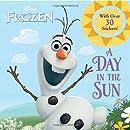 A Day in the Sun (Disney Frozen) (Pictureback(R))