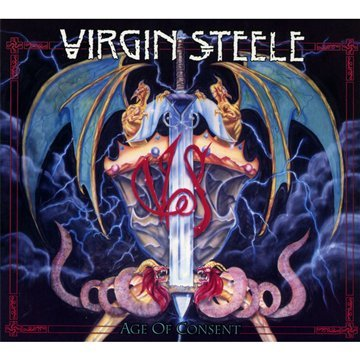 Virgin Steele-Age of Consent-2CD-Remastered Digipak-2011-AMRC Download