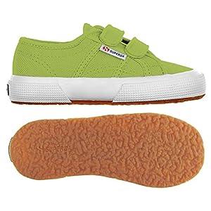 Superga 2750 Classic - Zapatillas, color Acid Green, color 22 Eu
