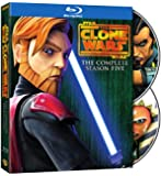 Star Wars: The Clone Wars - Season 5 [Blu-ray]