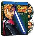 Star Wars: Clone Wars - Season Five (3 Discos) [Blu-Ray]<br>$1622.00