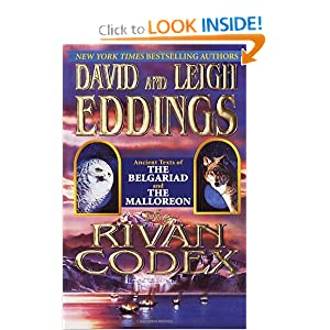 The Rivan Codex - David Eddings ,Leigh Eddings