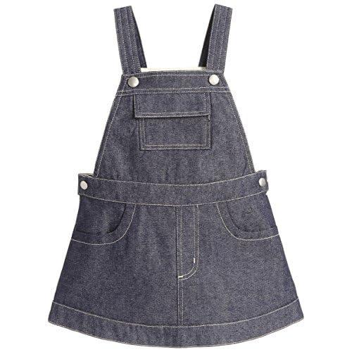 (コムサイズム)comme ca ism(コムサイズム) ジャンパースカート 23-56OM03 09 ネイビー 90cm