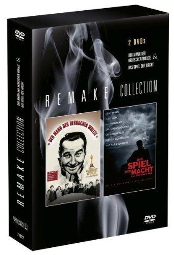 Das Spiel der Macht / Der Mann der herrschen wollte [2 DVDs]