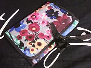 Thirty One Fold and Go Organizer Watercolor Garden