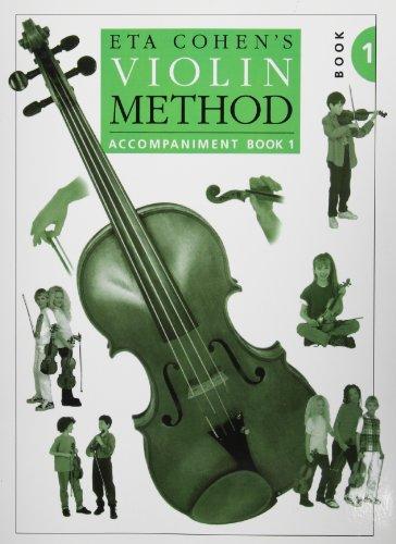 ETA Cohen: Violin Method Book 1 - Piano Accompaniment