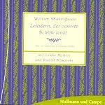 Leitstern, der verirrte Schiffe lenkt | William Shakespeare