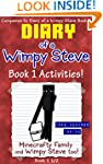 Minecraft: Diary of a Wimpy Steve Boo...