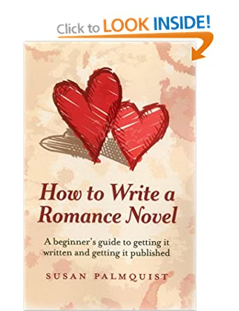 Image: Cover of How To Write a Romance Novel by Susan Palmquist