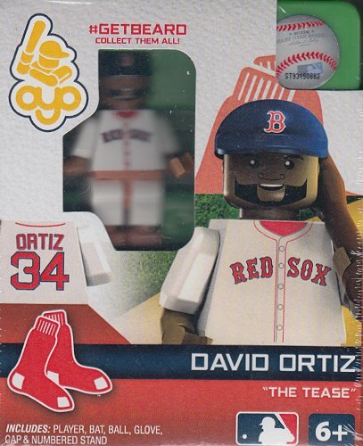 MLB Boston Red Sox David Ortiz The Tease Bearded Figure сапоги мужские oyo 1с тн