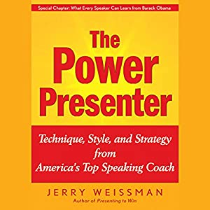 The Power Presenter Audiobook