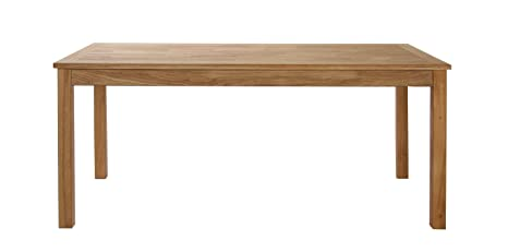 ABC Home Scandinavian Style Dining Table, Natural