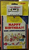 img - for Happy Birthday! Bon Anniversaire! (French Edition) book / textbook / text book