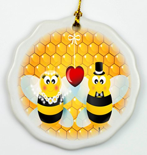 Bumble Christmas Decoration front-1067685