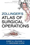 Zollingers Atlas of Surgical Operations, 9th Edition