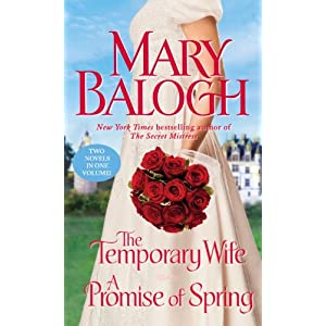 The Temporary Wife, et al by Mary Balogh